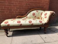 Victorian Chaise Longues Day Bed