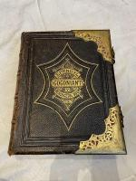 Antique Welsh Bible 1867