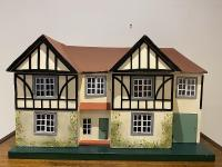 Antique Dolls House By Triang